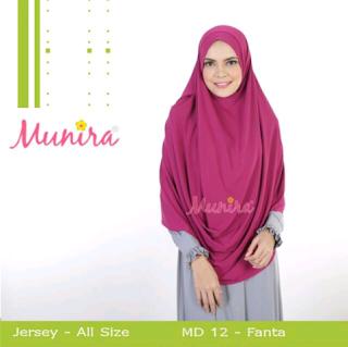 Pashmina Instan Munira MD12 (MD 12)