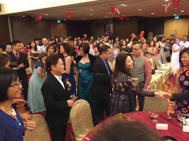 Melilea 2016 Party - Datuk Dr Alan Wong and Datuk Dr Stella Chin