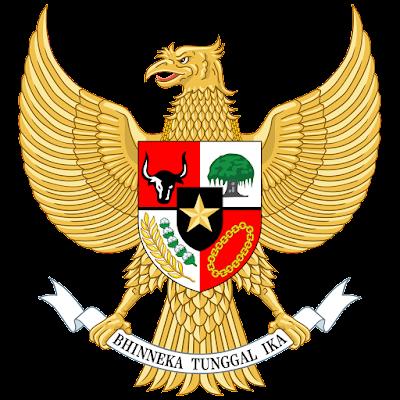 Coat of arms - Flags - Emblem - Logo Gambar Lambang, Simbol, Bendera Negara Indonesia