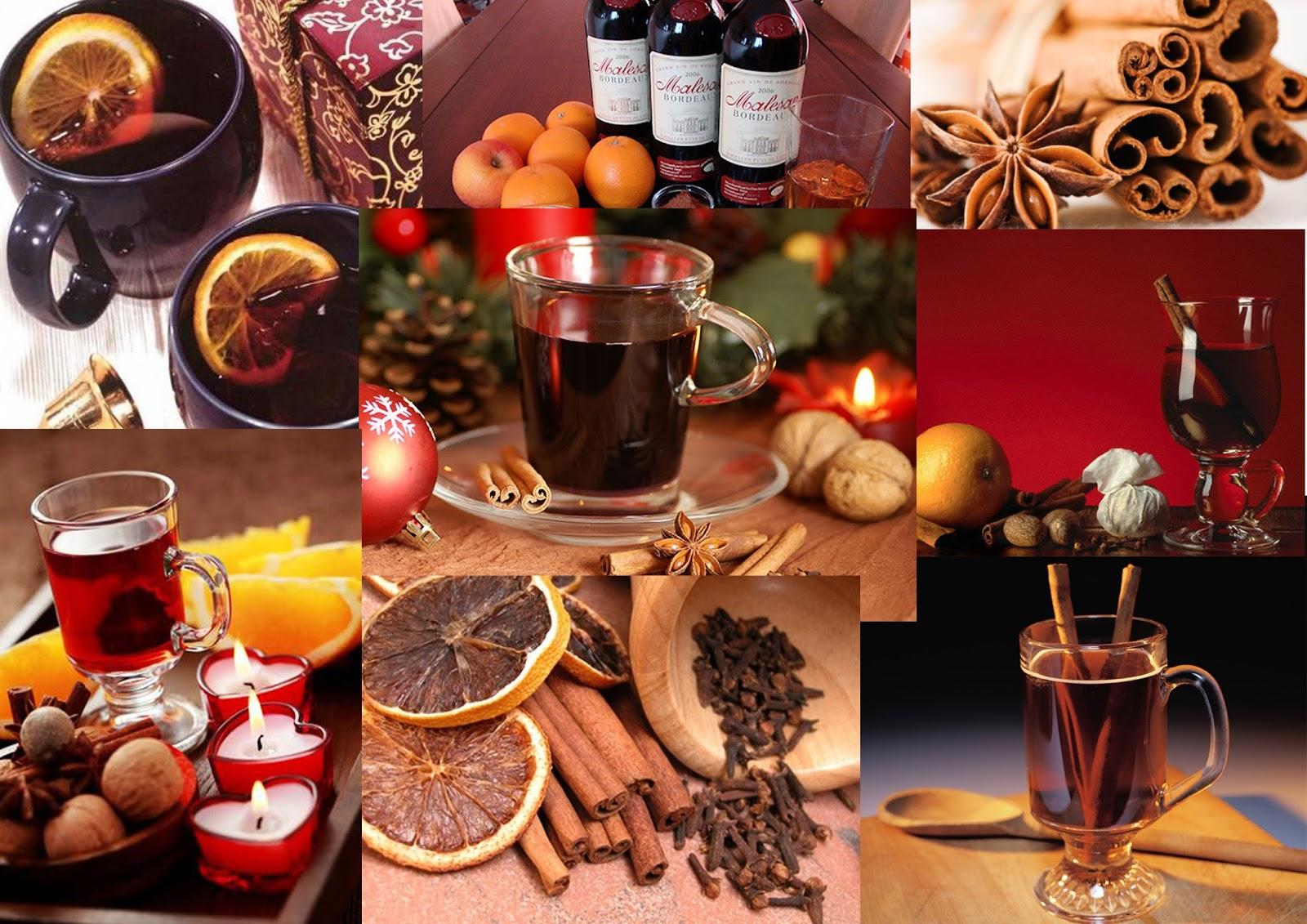 Домашний глинтвейн: пусть в доме пахнет Новым годом!