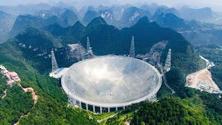 Teleskop Terbesar milik China