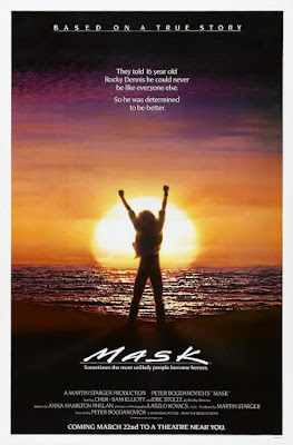 Mask (Directors Cut) 1985 DVD R1 NTSC Sub