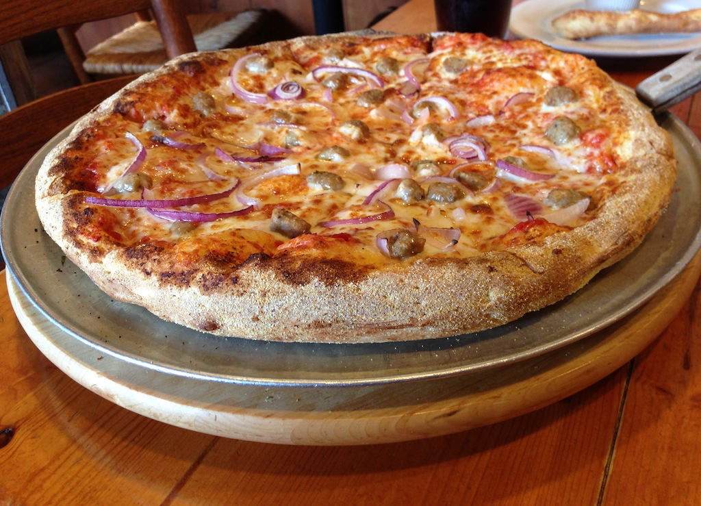 Dc Outlook Italian Pizza Kitchen Food Review