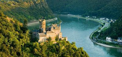 Sungai Terindah di Dunia