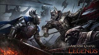 Arcane Quest Legends Apk Mod Dinheiro Infinito