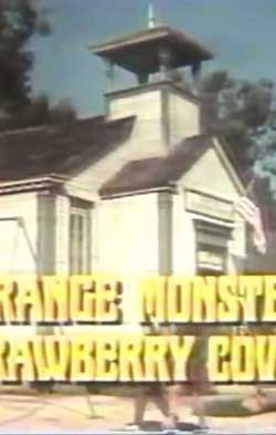 The Strange Monster of Strawberry Cove (1971)