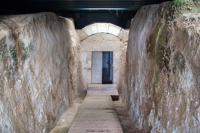 Υψηλάντεια 2018 - Αφιέρωμα στους μακεδονικούς τάφους (τούμπες) του Κορινού