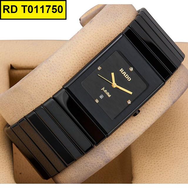 đồng hồ Rado mặt vuông RD T011750