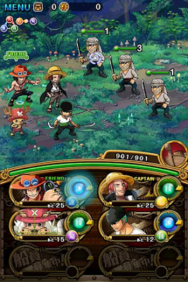 Alternatif Download One Piece Treasure Cruise Apk