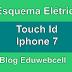 Esquema Elétrico Touch Id Iphone 7 - Schematic e Board