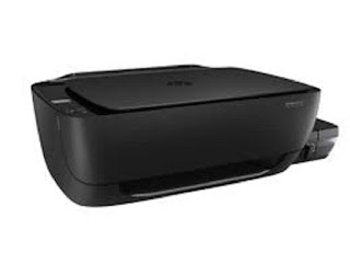 Picture HP DeskJet GT 5820 Printer Driver Download