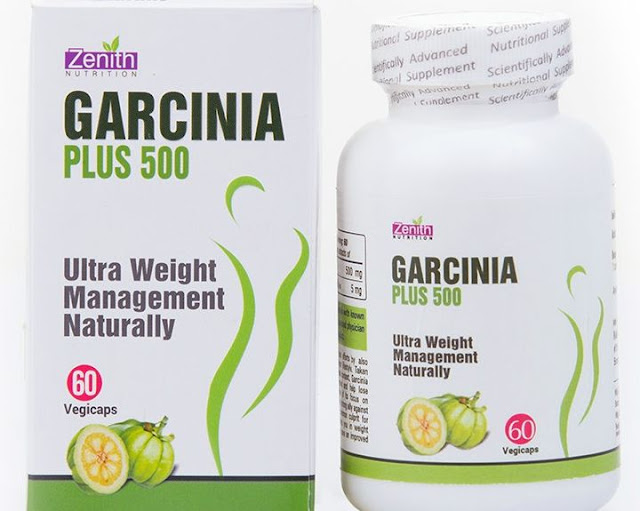 Zenith Garcinia Plus Weight Management Capsules Review