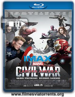 Capitão América: Guerra Civil Torrent – BluRay Rip IMAX 720p | 1080p Dual Áudio 5.1 (2016)