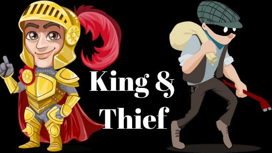 Hindi Story ~ चोर और राजा की कहानी (King And Thief)