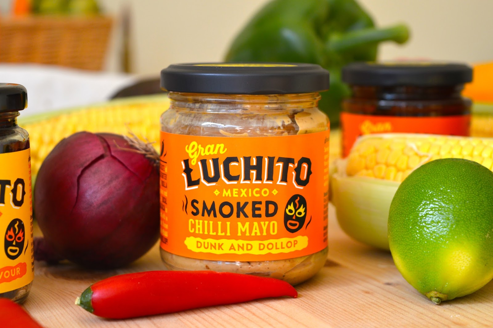 Mexican food recipes, Gran Luchito sauces, food bloggers, UK food blog, lifestyle bloggers, UK lifestyle blog