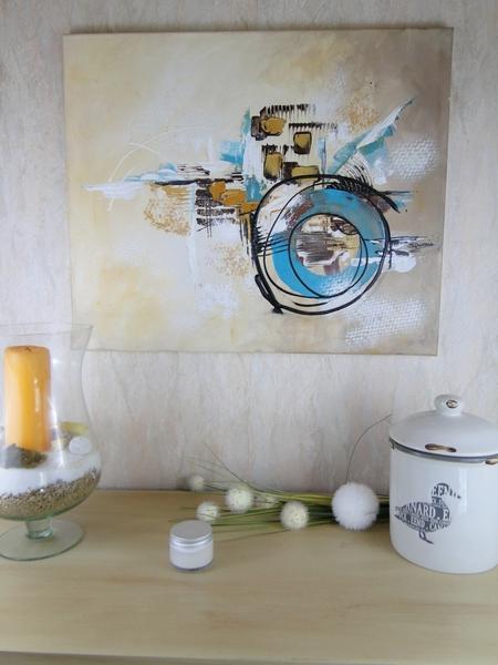 peinture abstraite à vendre