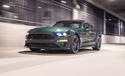 Ford Mustang bullitt 2018 Review, Specs, Price