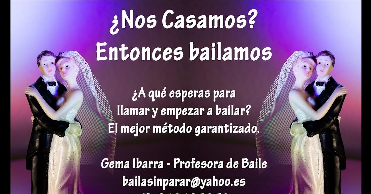 Baile Nupcial en Madrid Clases particulares