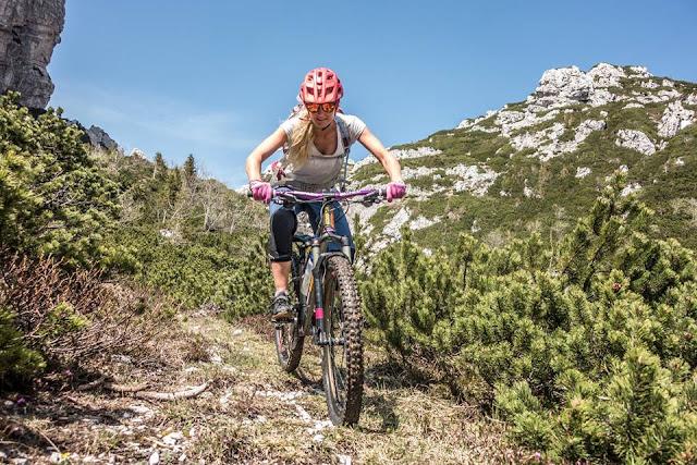 singletrail track gpx tour monte flop tolmezzo mountainbike MTB in Friaul-Julisch Venetien