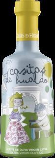Casitas de Hualdo, el aceite de oliva pensado para los más peques.
