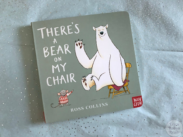 Book Review of There's A Bear On My Chair by Ross Collins