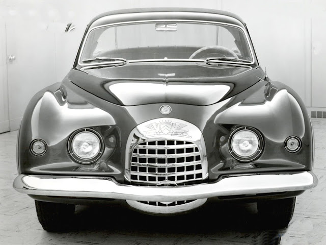Chrysler K-310 1950s American classic concept car