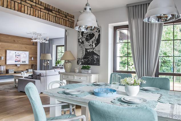 Decor me estilo cl sico renovado en tonos pastel - Decorar salon clasico ...
