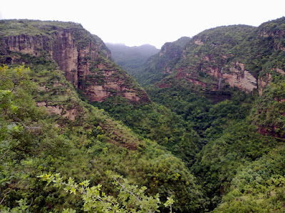 pachmarhi beautiful hill station in mp