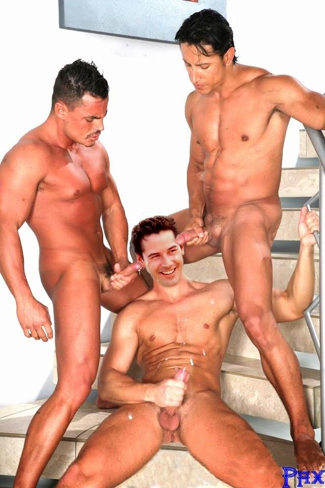 Gay island treasure video