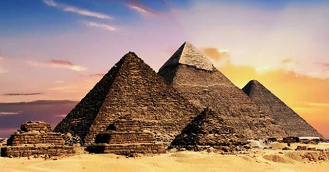Situs Ini Buktikan Piramid Yakni Buatan Alien