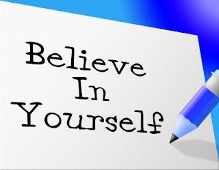 Kita bisa menuntaskan setiap pekerjaan dengan sangat baik ketika kita  Belajar Meningkatkan Kepercayaan Diri - self-confidence