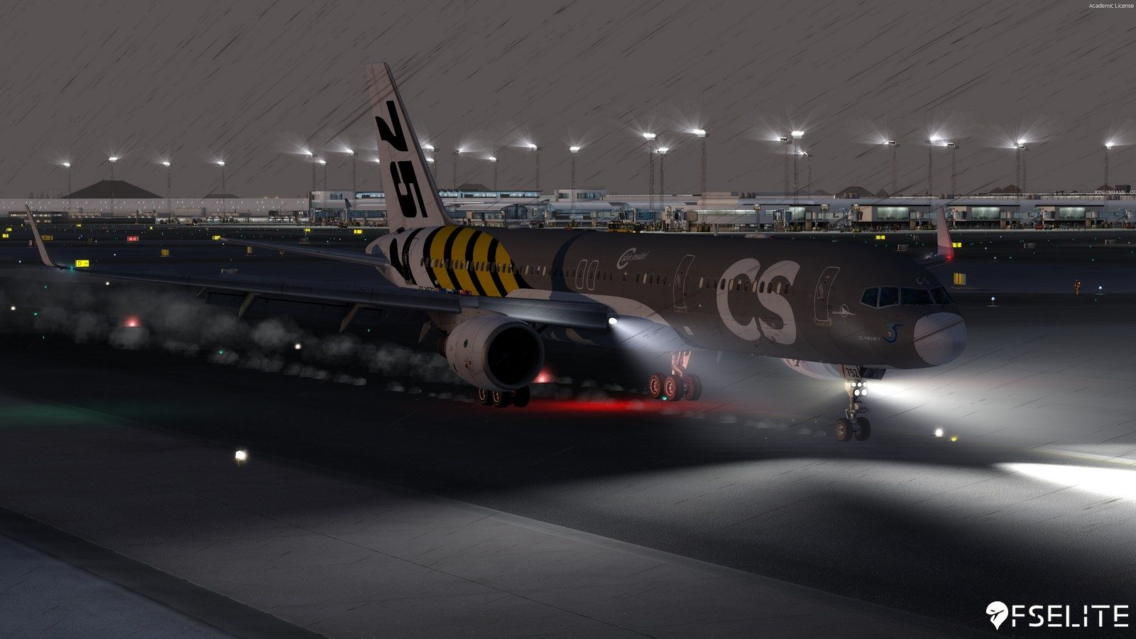 P3Dv4] CaptainSim 757 III Base Pack ~ ᴍᴇɢᴀᴅᴅᴏɴs ®