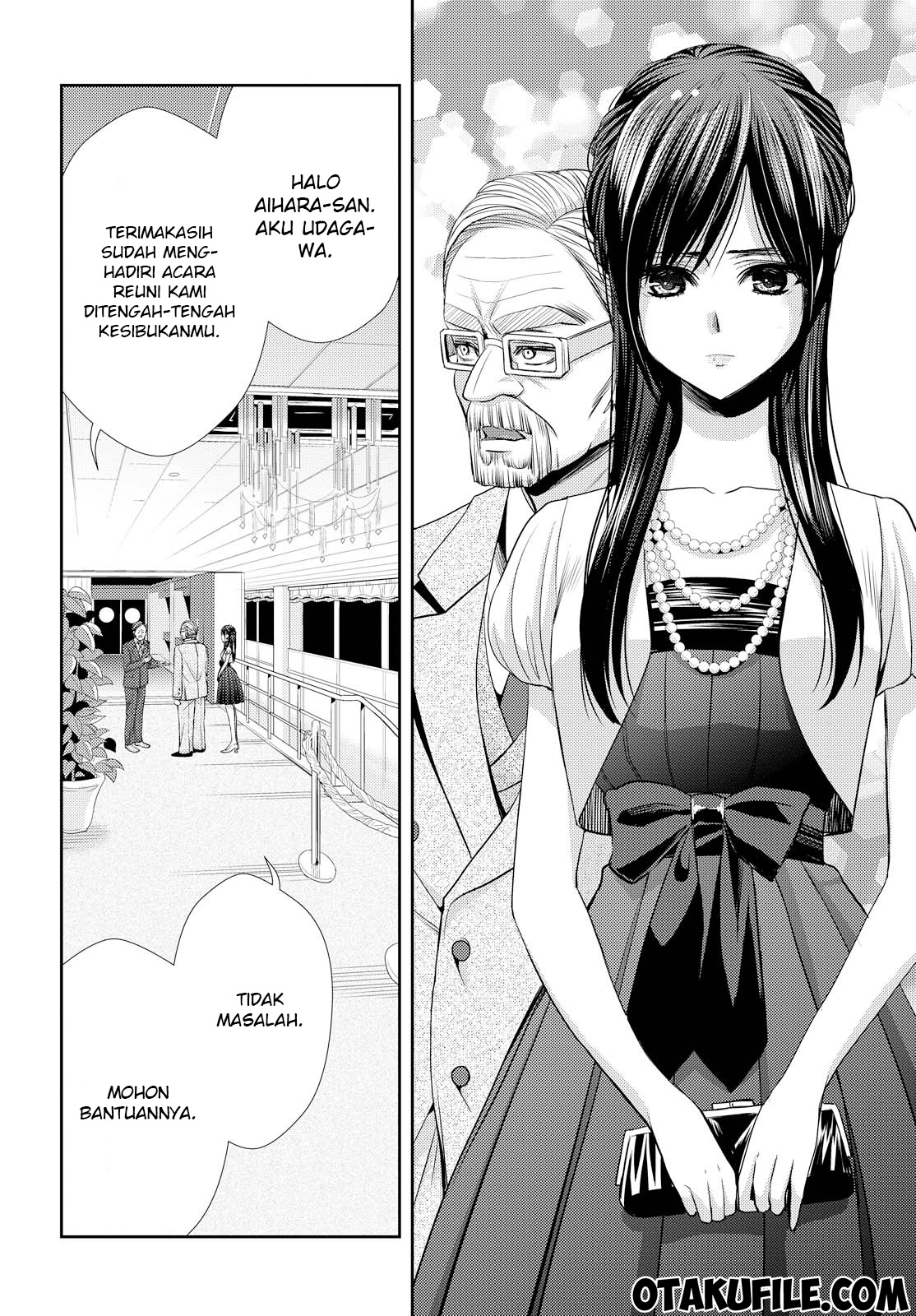 Citrus Chapter 35 Bahasa Indonesia