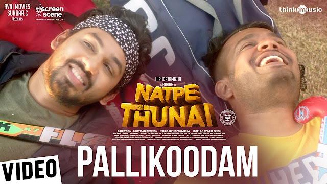 Natpe Thunai movie songs lyrics