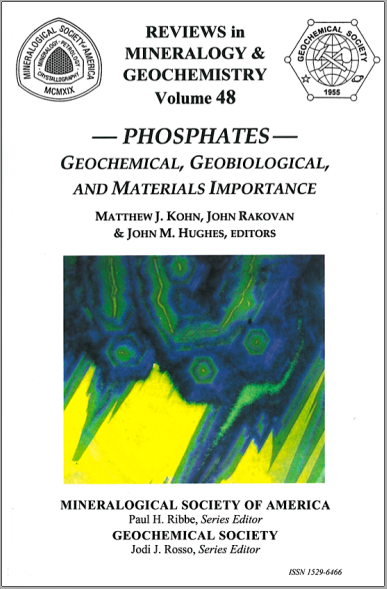 Book : Phosphates - Geochemical, Geobiological, and Materials Importance PDF