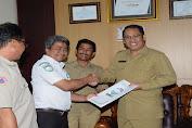 Wakil Bupati Terima Kunjungan Unram dan BMKG Mataram