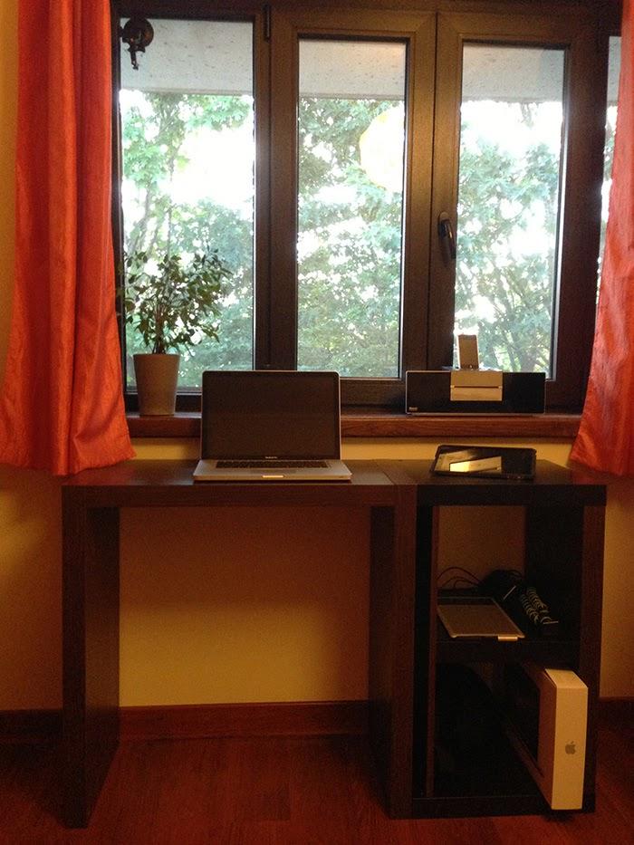Expedit Compact Desk  IKEA Hackers  IKEA Hackers
