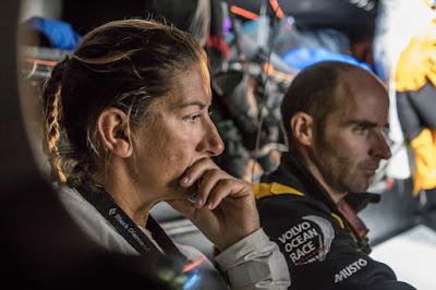 Nicolas Lunven sur la Volvo Ocean Race 2018 rêve de Vendée Globe