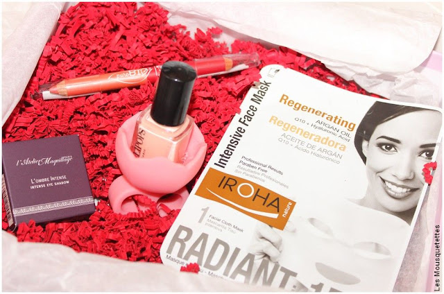 Box beauté Quajadore - Blog