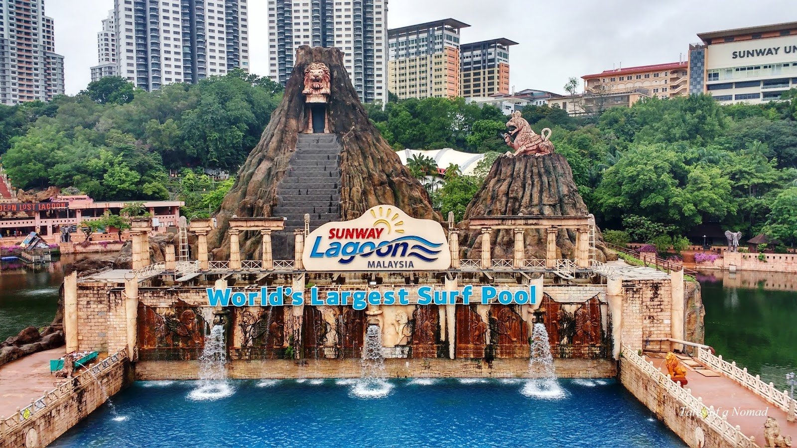 Sunway Lagoon- Multitude of Fun