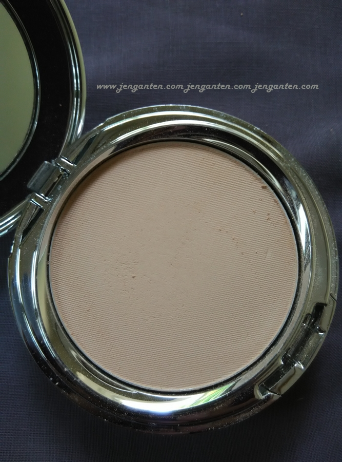 Review Ultima II Wonderwear Pressed Powder