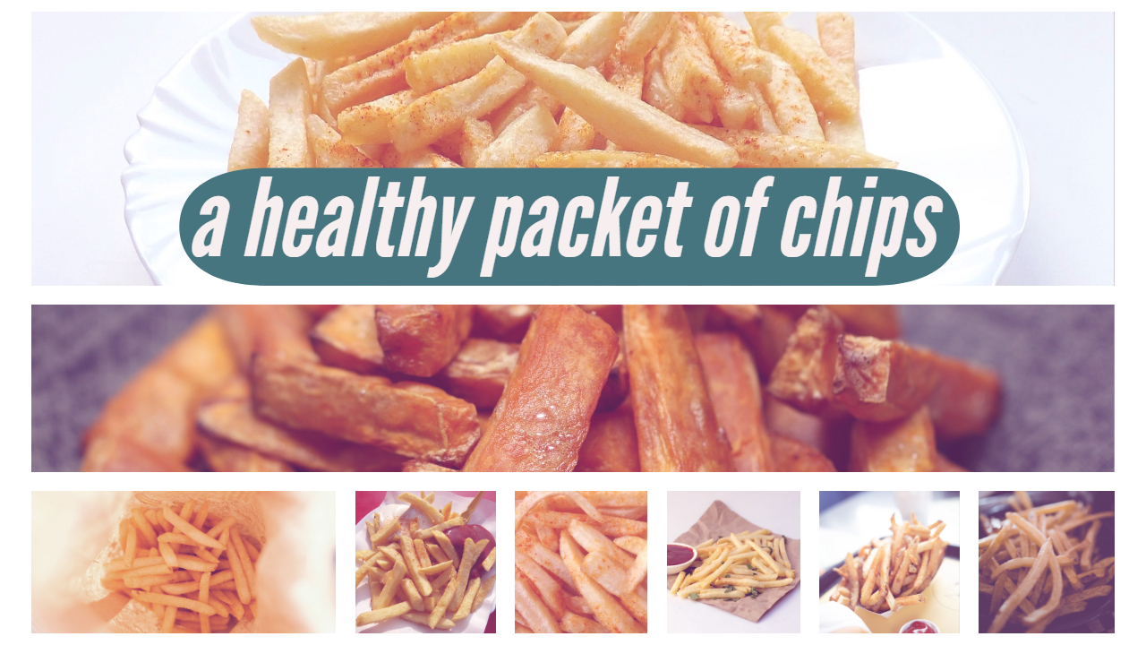 Harverd scientists checked how many chips should contain a healthy packet of chips.