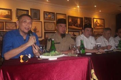 Ternyata Beginilah Pandangan Ketua komunitas Muslim Tionghoa Indonesia Jusuf Hamka Tentang Habieb Rizieq
