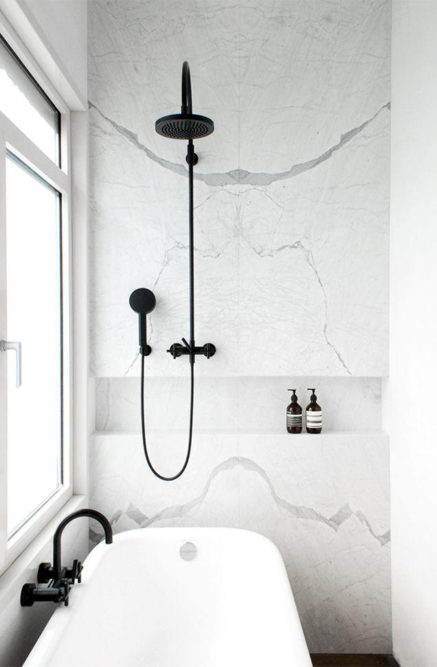 inspirace koupelna