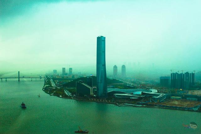 Cloudy Rainy Macau