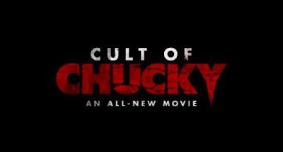 Cult of Chucky / Teaser poster
