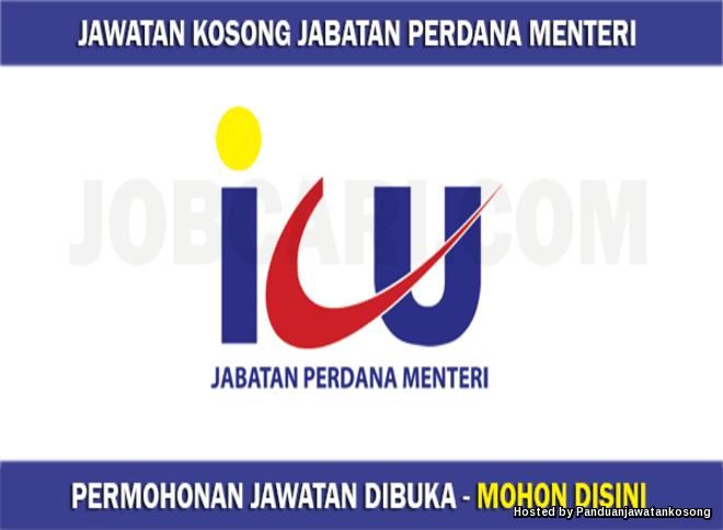 Iklan Jawatan Kosong Jabatan Perdana Menteri (ICU)
