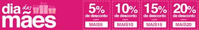 Promoção Dia das Mães 2016 Lojas Americanas