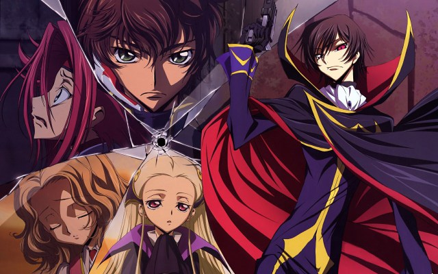 Code Geass R1: Lelouch of the Rebellion (25/25) (110MB) (HDL) (Sub Español) (Mega)