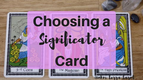 How to Choose a Significator Card